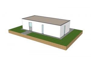 bungalow voorbeeld